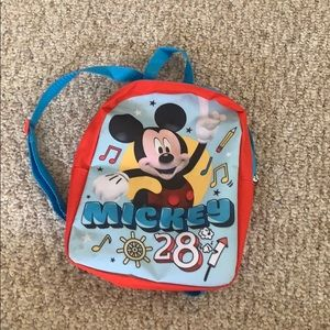 NEW Mickey Mouse Backpack